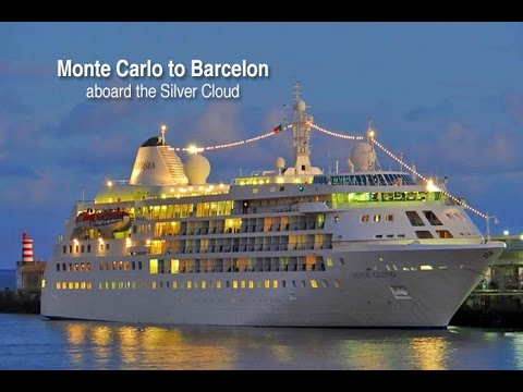 Silversea Mediterranean Cruise aboard the Silver Cloud [Monte Carlo to Barcelona]