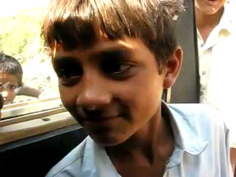 **Pashto** New funny Afghan Kid fighting with USA Soldier.care of shamshad tv network
