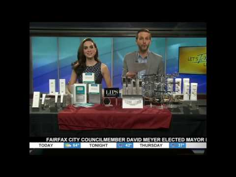 2017 Beauty Essentials on DC's Let's Talk Live