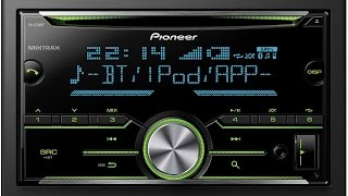 Обзор Pioneer FH-X730BT - 2DIN магнитола с процессором(Обзор процессорной 2DIN магнитолы Pioneer FH-X730BT и приложения Pioneer ARC Купить эту магнитолу вы можете у нас в магази..., 2016-10-13T14:38:37.000Z)