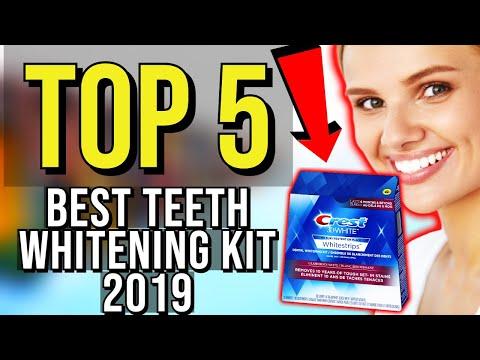 Top 5 Best Teeth Whitening Kit 2019 Youtube