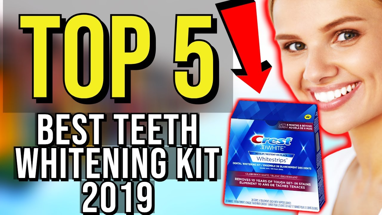 Top 5 Best Teeth Whitening Kit 2019 Youtube
