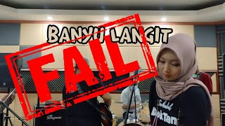 latihan DokTan & Friends || Banyu Langit FAILED || band