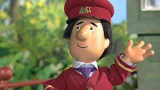 Postman Pat Train Inspecter thai dub