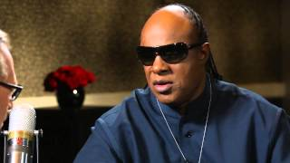 """Accidental Racist"": Stevie Wonder On Brad Paisley & LL Cool J | Larry King Now | Ora TV"