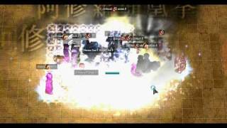 Team Pyro vs Team Belph