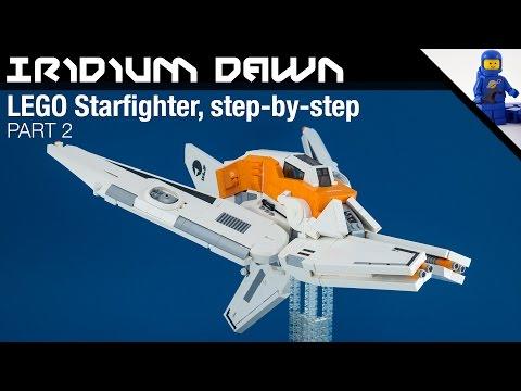 Advanced LEGO Step-by-Step: Iridium Dawn, Part 2