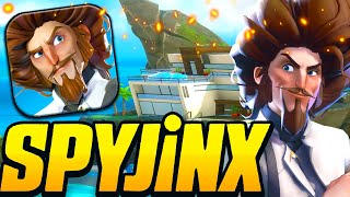 """WELCOME to """"SPYJINX""""!! New 2020 Mobile RTS Game by EPIC Games!!"""