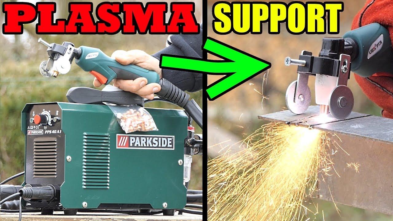 Parkside Découpeur Plasma Lidl Pps 40 A1 Plasma Cutter Plasmaschneider Youtube