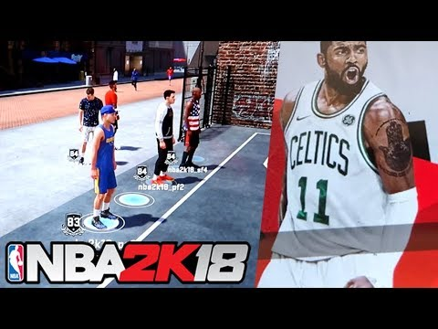 I played NBA 2K18 early! 2K flew me to New York for free!