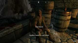 TES V Skyrim: Dragonborn #2 Клинок Бладскал