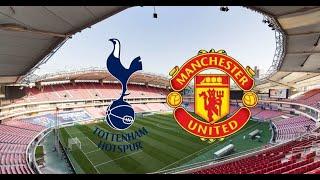 Тоттенхэм Манчестер Юнайтед Англия Премьер лига 31 й тур