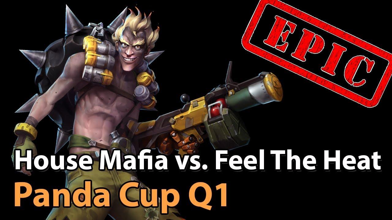 ► Feel The Heat vs. Swedish House Mafia - Panda Cup Q1 - Heroes of the Storm Esports