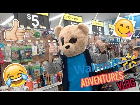 WALMART ADVENTURES!!|مغامرات وول مارت