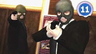 THE BANK ROBBERY🔥 - Grand Theft Auto 4 - Part 11
