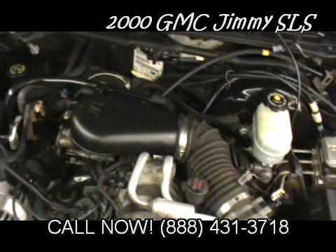 Libertyville Chevrolet 2000 GMC Jimmy SLS - YouTube