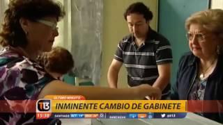 Canal 13 - ÚLTIMO MINUTO - Cambio de Gabinete