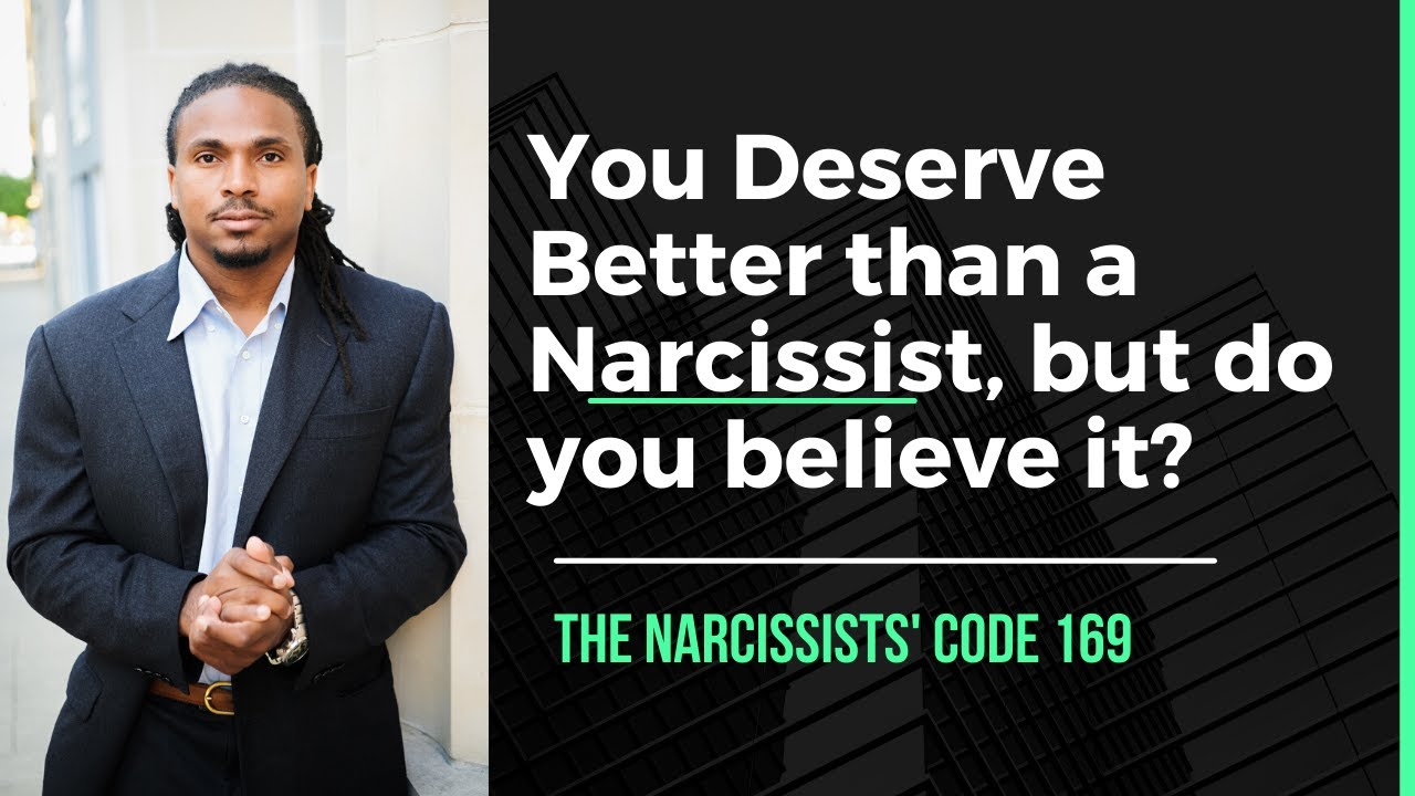 TNC169- Loving a Narcissist. Do you deserve better in your relationship with a narcissistic person