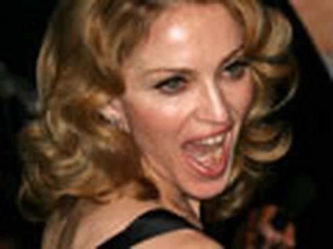 Madonna turned down by Indian guru