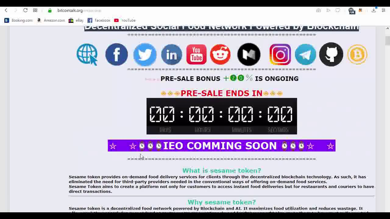 AllSesame IEO Launched in Latoken Join Bounty Worth $190000 in SST tokens