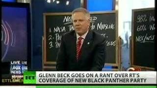 Glenn Beck Gets Owned By Anchorwoman
