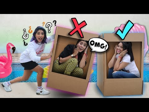 DO NOT PULL TO THE POOL THE INCORRECT BOX FT SANDRA CIRES | MUSAS KAREN AND LESSLIE POLINESIA