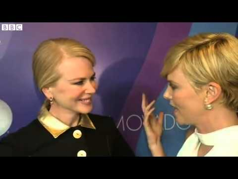 Hollywood honour for Nicole Kidman and Charlize Theron
