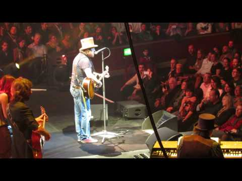 Zucchero - Cosi' Celeste -  at Royal Albert Hall, London 21.10.2016