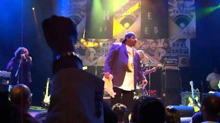"Steve Arrington @ the House of Blues CHICAGO - ""Watching You"" !"