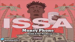 Download Free 21 Savage Type Beat | ISSA Free Type Beat 2017 | Trap/Rap Instrumental - Money Phone MP3 song and Music Video