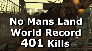 No Mans Land World Record 401 Kills (xbox)