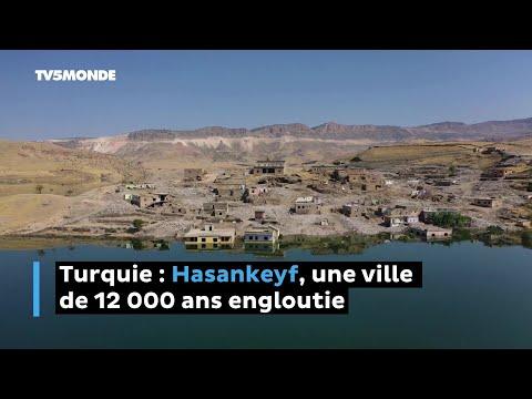 Turquie : Hasankeyf, une ville de 12 000 ans engloutie