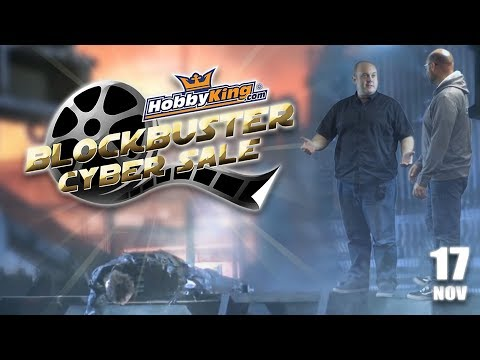 Alternate Power - HobbyKing Blockbuster Cyber Sale - Day 17