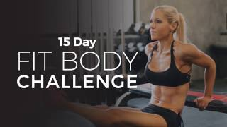 15 Day Challenge - Workout 1