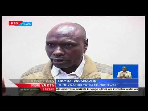 Mbiu ya KTN taarifa Kamili na Mary Kilobi - Februari 18,2017