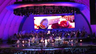 Earth, Wind & Fire I'll Write a Song for You at the Hollywood Bowl, Sept. 14, 2019