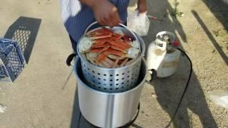 Gorilla Airsoft Crab Boil