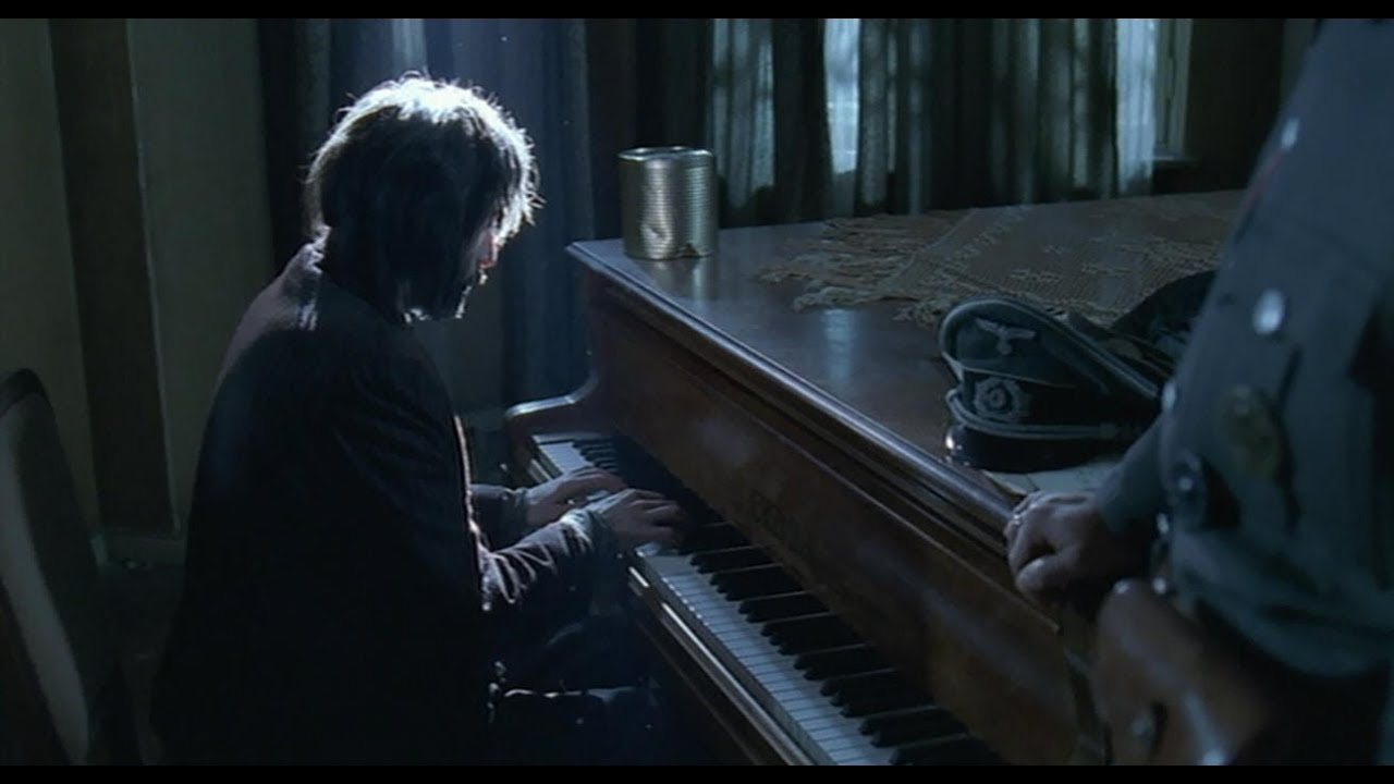 Download Best Scene of The Pianist By Roman Polanski With Adrien Brody (HD)