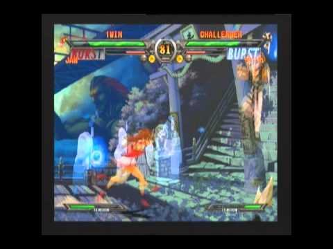 Guilty Gear X2 #Reload vs TheTCR999 |