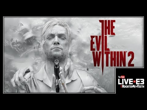 The Evil Within 2 FIRST DETAILS & INTERVIEW - YouTube Live at E3