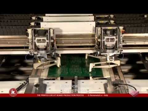 TECNOMETAL srl ITALY - PCB Production & Electronic Industry Prototype Services