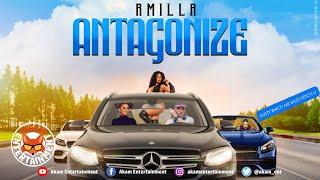 Rmilla - Antagonize [Audio Visualizer]