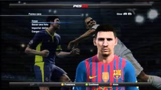 PES 2012- Lionel Messi NEW BOOTS-f50 adizero II micoach Thumbnail