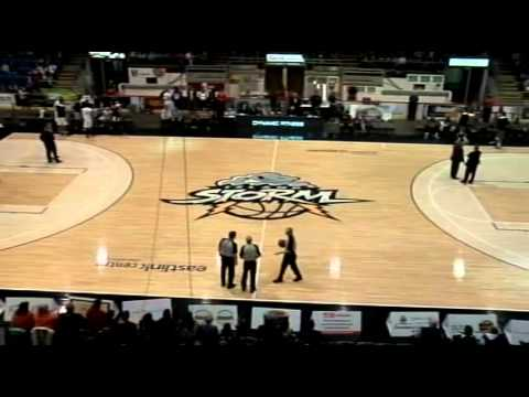 Island Storm vs Moncton Miracles Feb15th