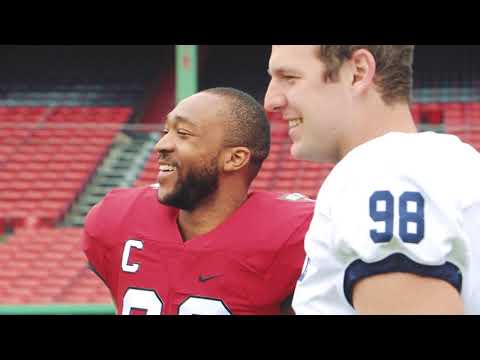 Sights and Sounds: Harvard-Yale Media Day