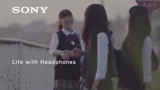 SONY MDR 10「Life with Headphones」