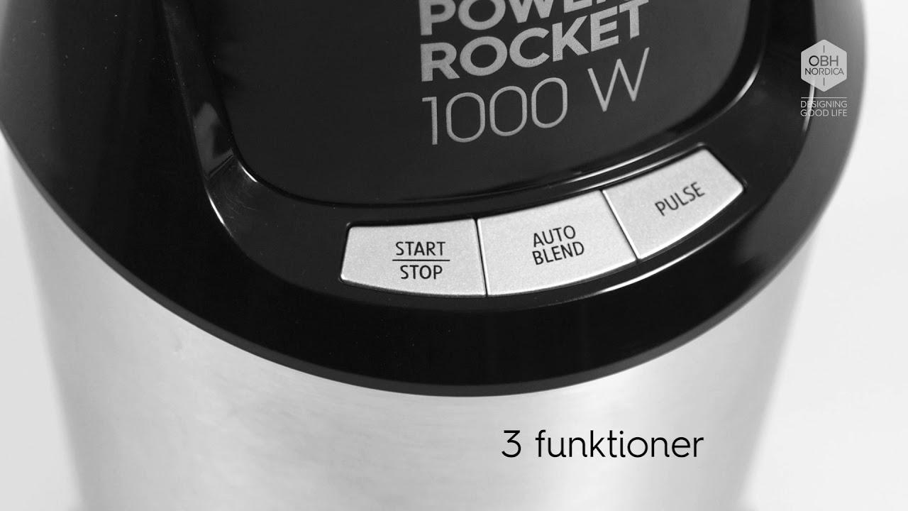 Power Rocket. OBH Nordica Sverige 9c4e82ac50f23