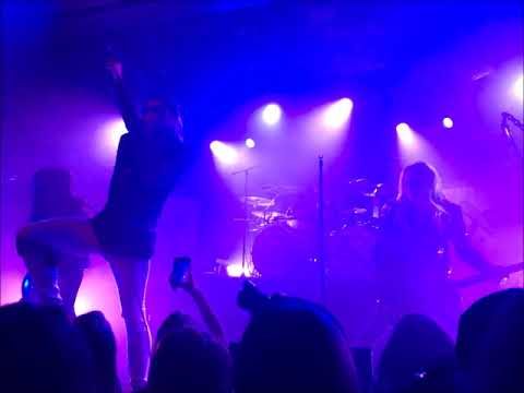 CRASHDIET - Live Stockholm, Kägelbanan 2018 [audio only]