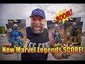 "New Marvel Legends Found | ""XMEN Wave and Infamous Iron Man"""