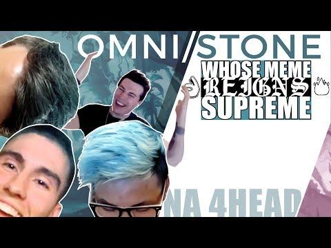 Whose Meme Reigns Supreme? Omni/Stone Game #6 w/ Brian Kibler, Frodan and Raven